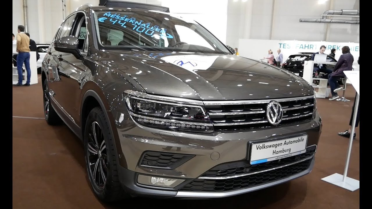 2020 Volkswagen Tiguan Release