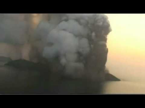 Multiple Worldwide Volcano eruptions within last 5 days due to seismic earthquake activity.