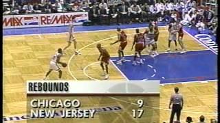 Bulls @ Nets, 1996 (Rodman ejection, 72-10 season)