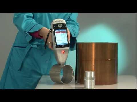 """XRF handheld analyzer """"ElvaX ProSpector"""""""