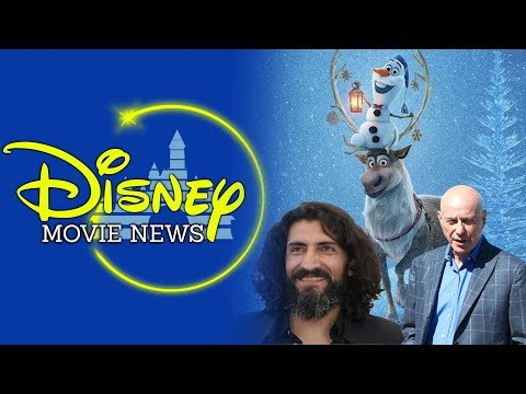 Olaf's Frozen Adventure Poster, Live Action Casting Updates & More - Disney Movie News 83