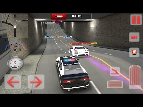 Police Vs Racers Simulator (by Mega Gamers Production) Android Gameplay [HD]