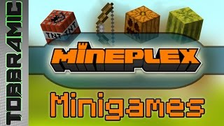 Minecraft Mineplex Minigames part 15 (Dutch)