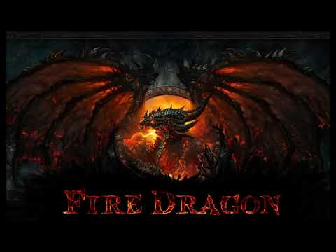 Celtic Metal Music - Fire Dragon