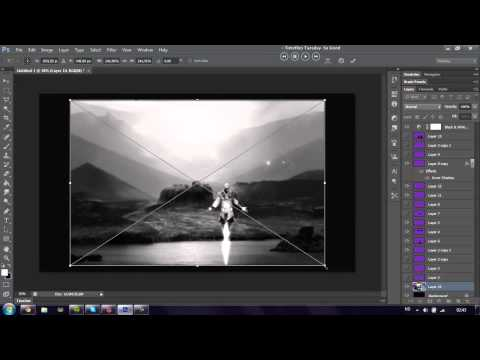 Speed art: Technology by aphox