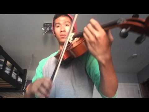 Super Mario Underwater theme viola