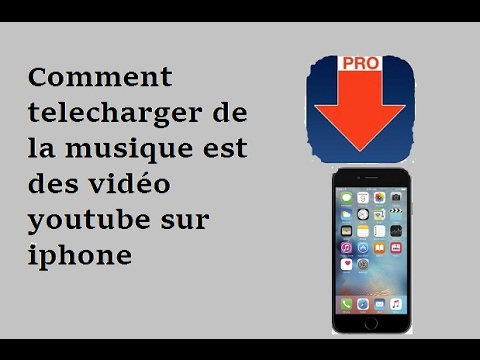 telecharger music iphone youtube