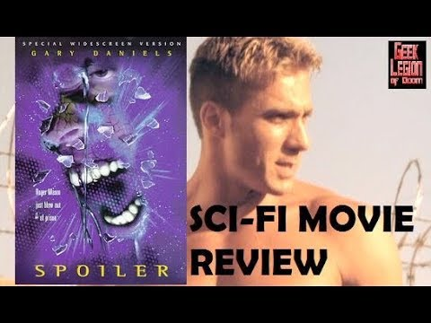 SPOILER ( 1998 Gary Daniels ) Sci-Fi 'Demolition Man' Action Movie Review