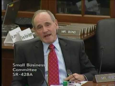 Risch Speaks Against 1099 Requirements for Small Business - 11/18/10