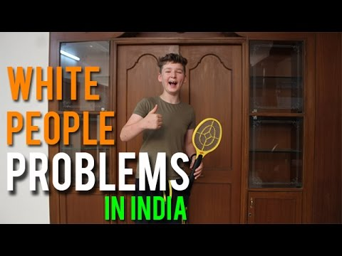 White People Problems
