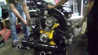 Motor Boxer 2.100 Cc 1° Partida