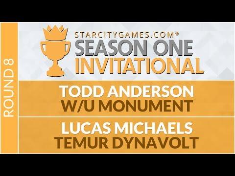 SCGINVI - Round 8 - Todd Anderson vs Lucas Michaels [Standard]