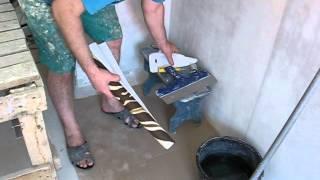 видео Виниловые и флизелиновые обои на бумажной основе: выбор клея, подготовка стен и технология поклейки, отзывы
