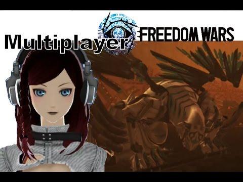 Freedom Wars - PS VITA ONLINE Multiplayer 26 - Retribution Hong Kong