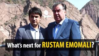 Tajikistan: From Son To Successor?