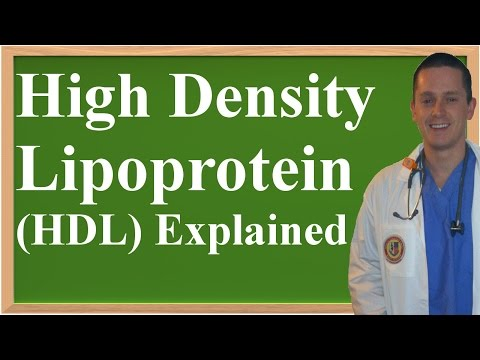 High Density Lipoprotein (HDL) Explained (Made Easy to Understand)