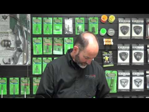 How To Change A Bowfishing Nock