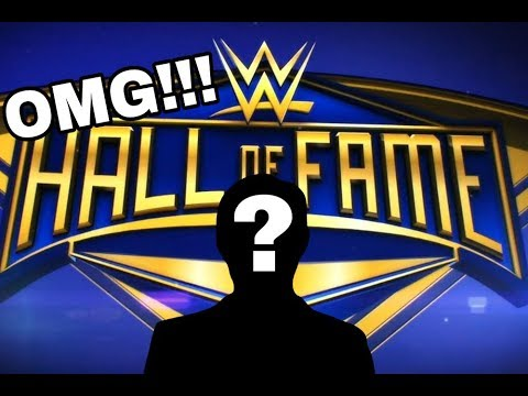 BREAKING NEWS | DID WWE JUST ANNOUNCE THE MOST SHOCKING HALL OF FAME INDUCTEE EVER???