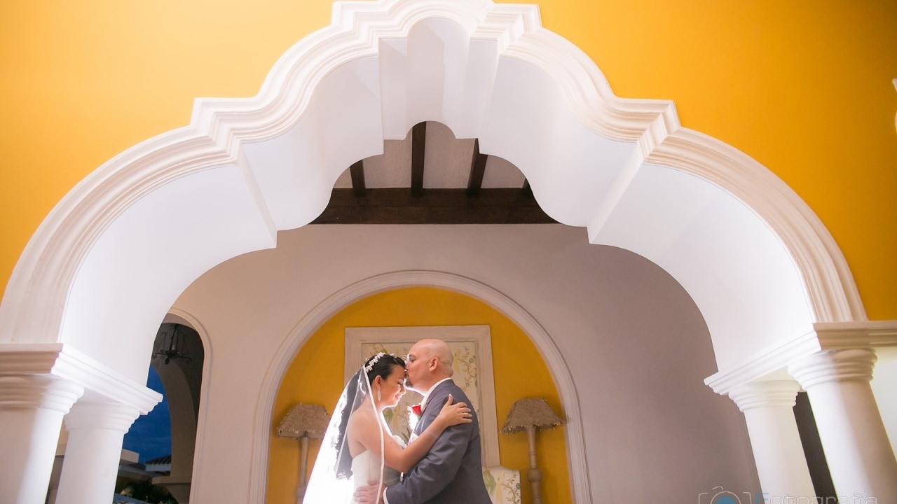 Union Matrimonio Catolico : Video de boda católico angie camilo hotel union girardot milford