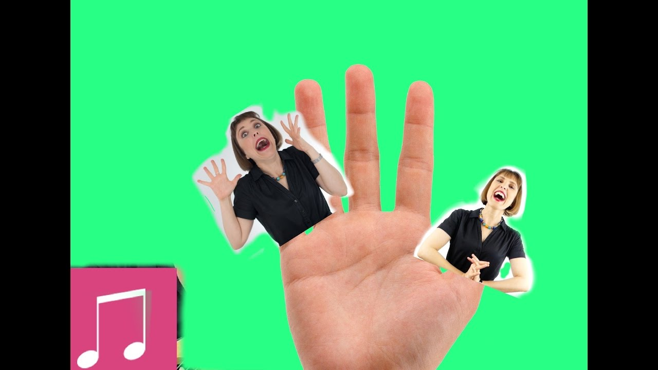 e7410e2b Songs for Kids - Tommy Thumb Fingerplay by Alina Celeste - Learn English