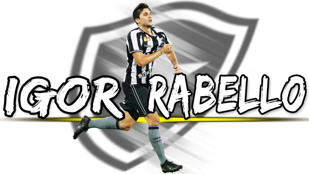 Igor Rabello Zagueiro Botafogo - YouTube da4c80a907498