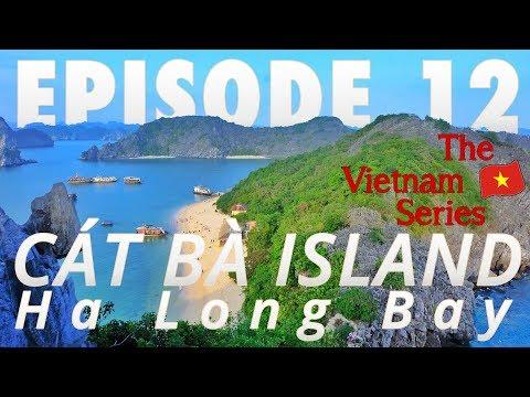 CAT BA ISLAND: Best Place To Visit HA LONG BAY In VIETNAM