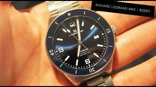 Richard LeGrand Odyssey MKII - Great Watch for $259!?