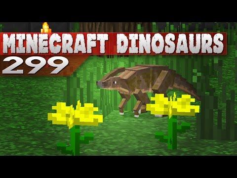 Minecraft Dinosaurs!    299    If I had a hadrosaur