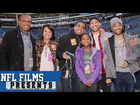 Why Former Seahawks Running Back Curt Warner Left the NFL for His Autistic Sons | NFL Films Presents
