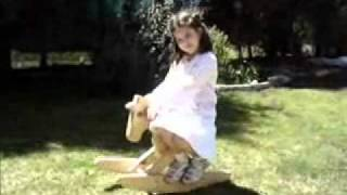 The Best Wooden Rocking Horse In The World