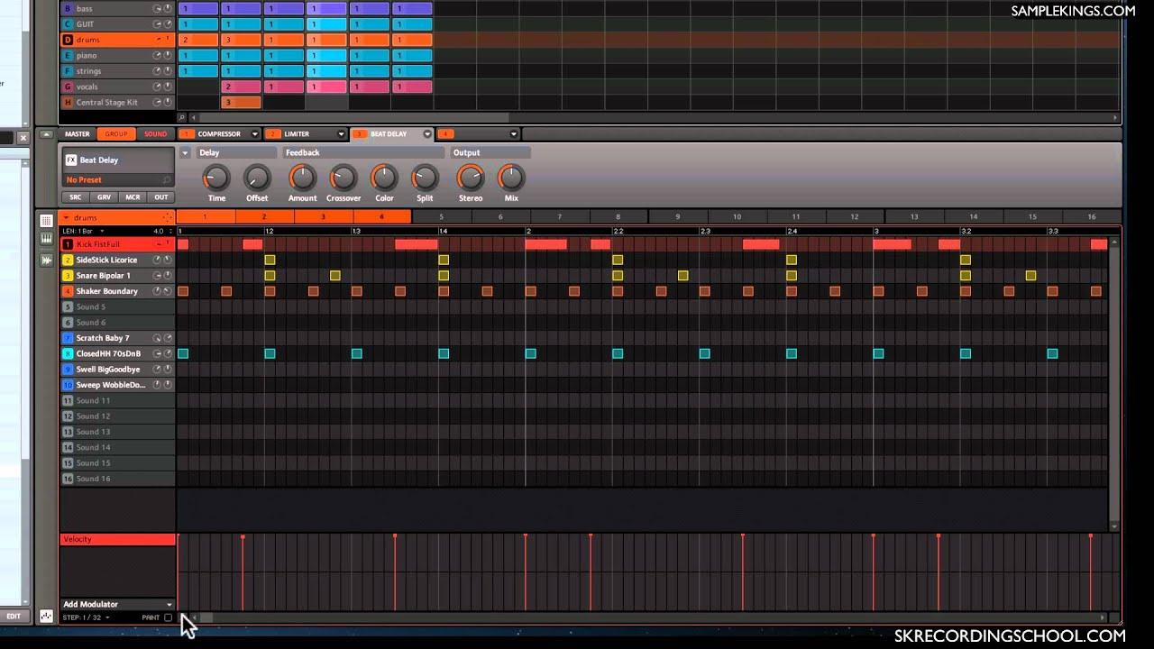 N-I-Maschine-MK2-beat-making-software