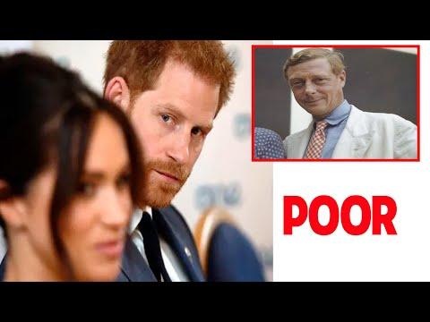 HARRY MUST REGRET IT! Duke Ends In Tears Like Edward VIII After Being MISTREATED By Meghan