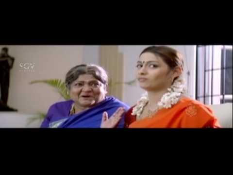 Tennis Krishna Super Comedy Scenes   kannada Comedy Scenes   Hubballi Kannada Movie   Rakshitha