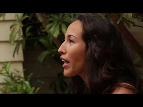 Marisa Quinn on Eco Couture