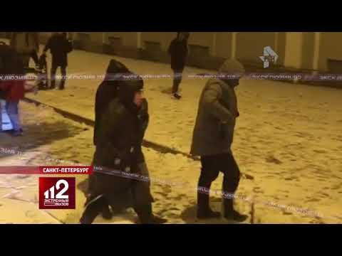 Дерзкое ограбление толпы китайских туристов в центре Питера. Видео!