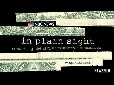 Poverty in America: Reporting the Story