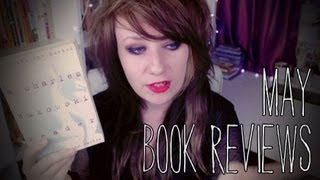 MAY BOOK REVIEWS