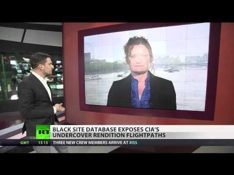 Rendition Revealed  New website exposes secret CIA flight network. Secret prisons and Gitmo