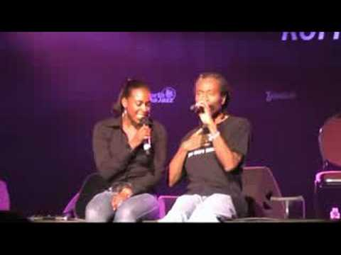 Bobby McFerrin and Laise Sanches - Lullaby Of Birdland