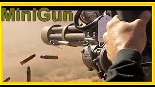 FoRTNITE -REAL M134 MINIGUN En ACTION! - Incroyable SOUND!