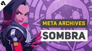 Evolution Of Sombra | Overwatch Meta Archives