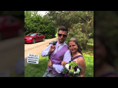 Super Fun Wedding in West Lafayette, IN | Burley / Van Sickel Wedding
