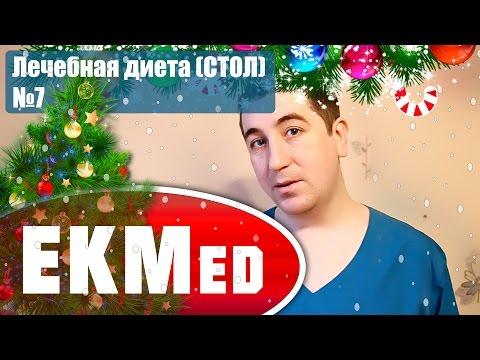 EKMed — Лечебная диета СТОЛ №7 (При заболеваниях почек)