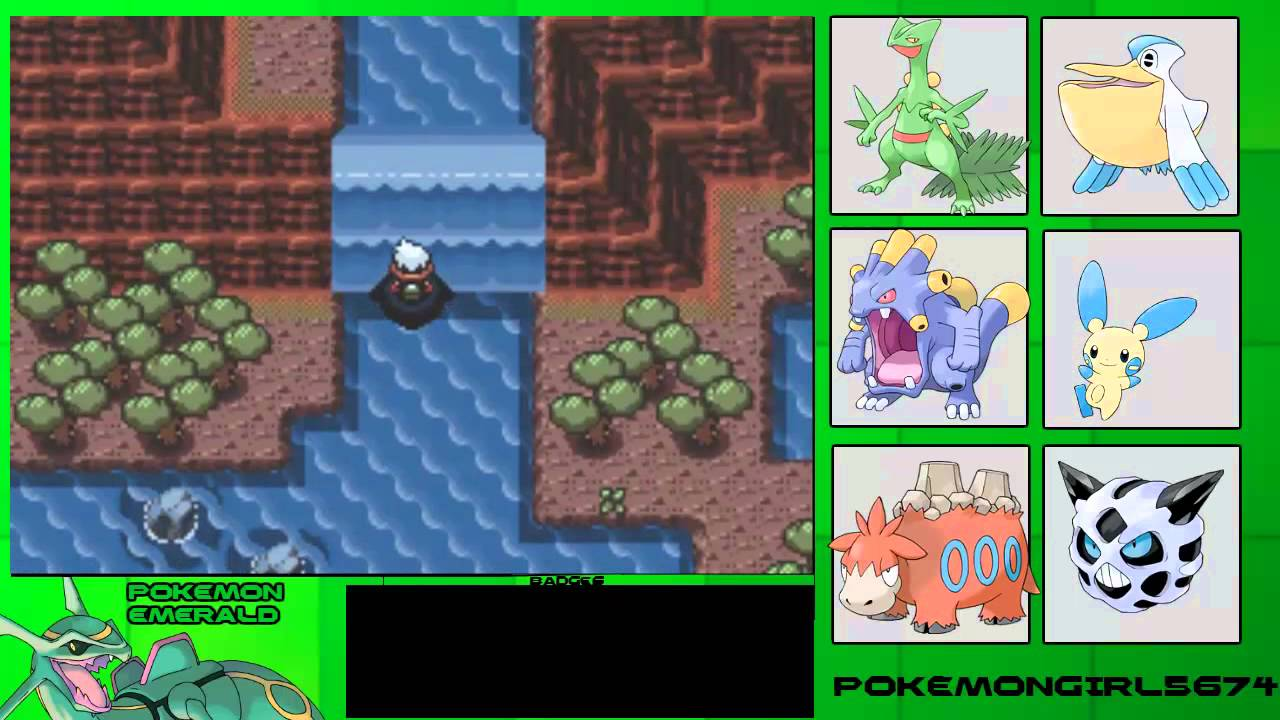 How To Get Dive In Pokémon Emerald 7 S With Pictures