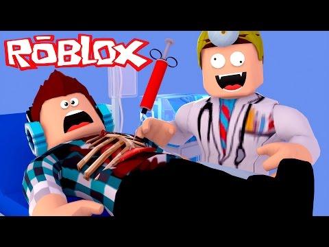 Roblox – MÉDICO MALUCO