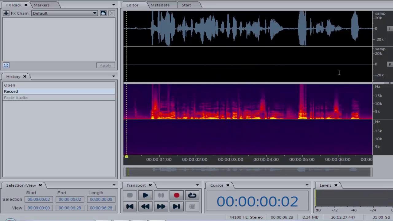 تحميل برنامج تكبير الصوت