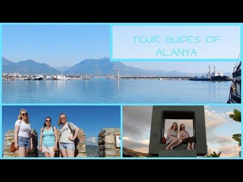 Tour guides of Alanya, Turkey | zozzyroberts