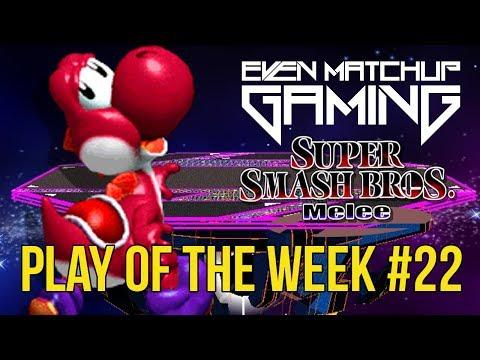 EMG SSBM Play of the Week 2017 - Episode 22 (Super Smash Bros. Melee)
