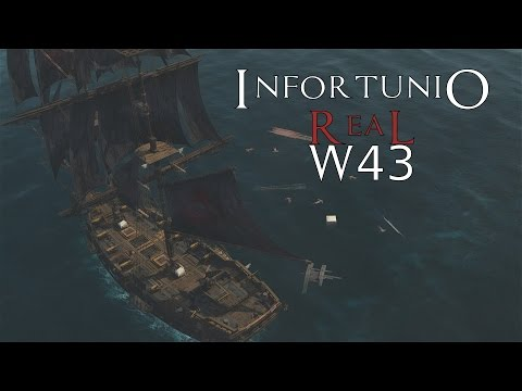 Infortunio real W43 | Assassin's Creed IV Black Flag