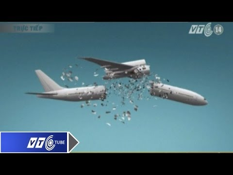 Giả thuyết mới về máy bay mất tích | VTC